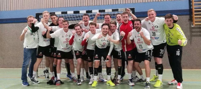 Landesliga: HSG Körle-Guxhagen vs. MT Melsungen II
