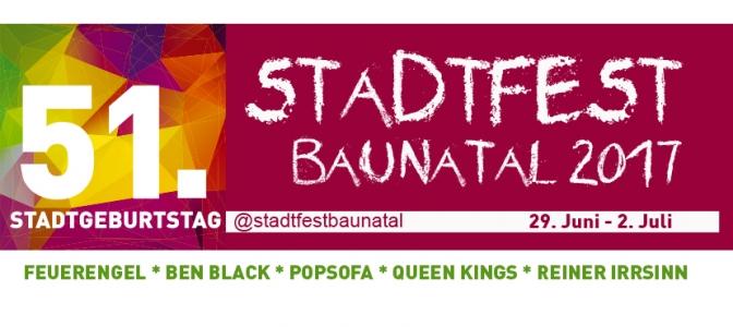 Stadtfest Baunatal