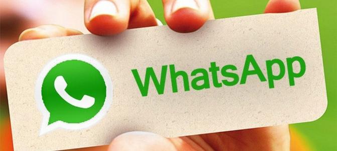 Rathaus per Whatsapp erreichbar